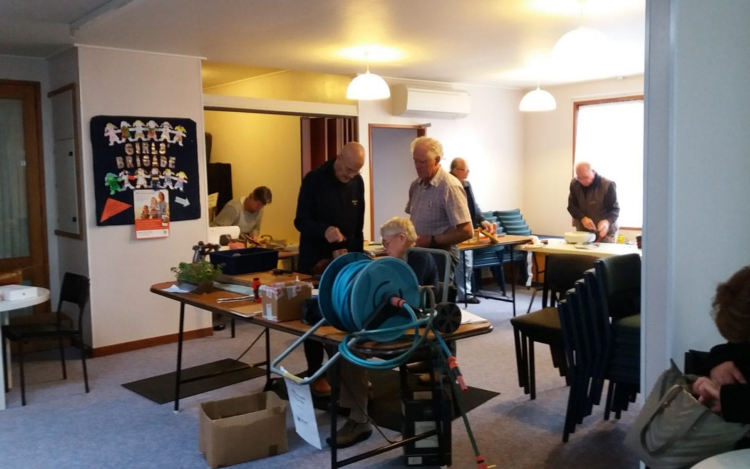 Repair Cafe at Chartwell Church